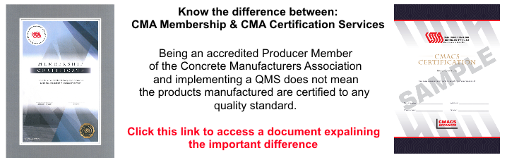 CMA and CMACS difference